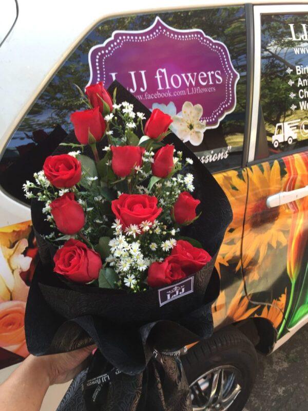 Flower Bouquet #108