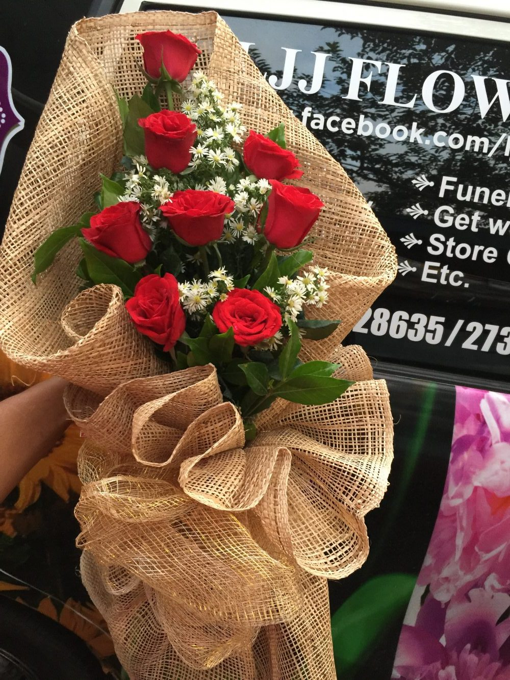 Flower Bouquet #113 | LJJ Flower