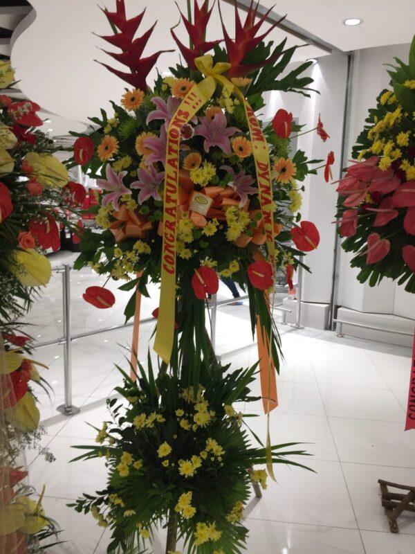 Inauguration Flowers #110