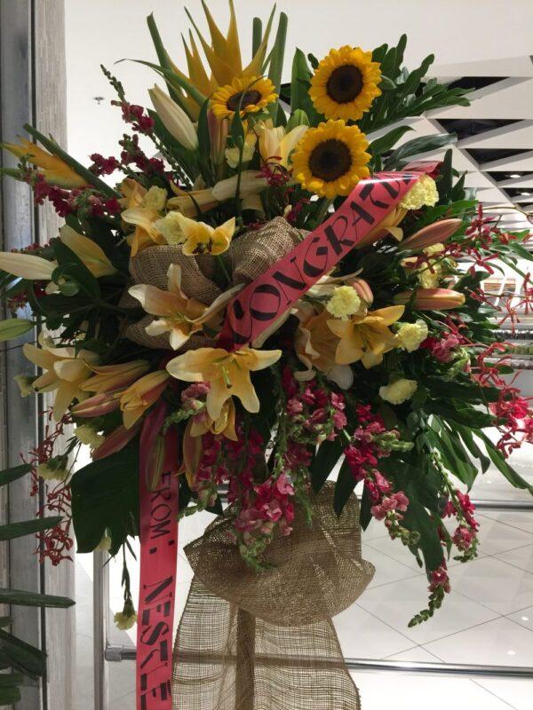 Inauguration Flowers #117