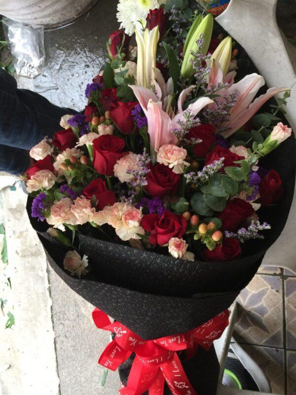 Flower Bouquet #111