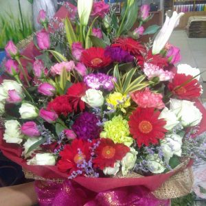 Flower Bouquet #126