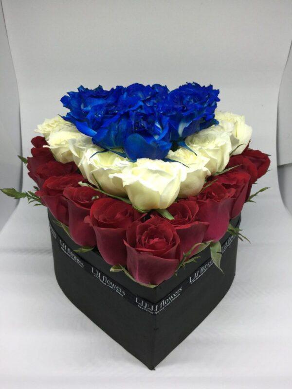 Box of Roses #101