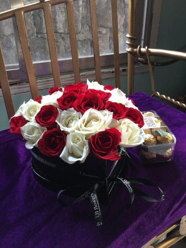 Box of Roses #103