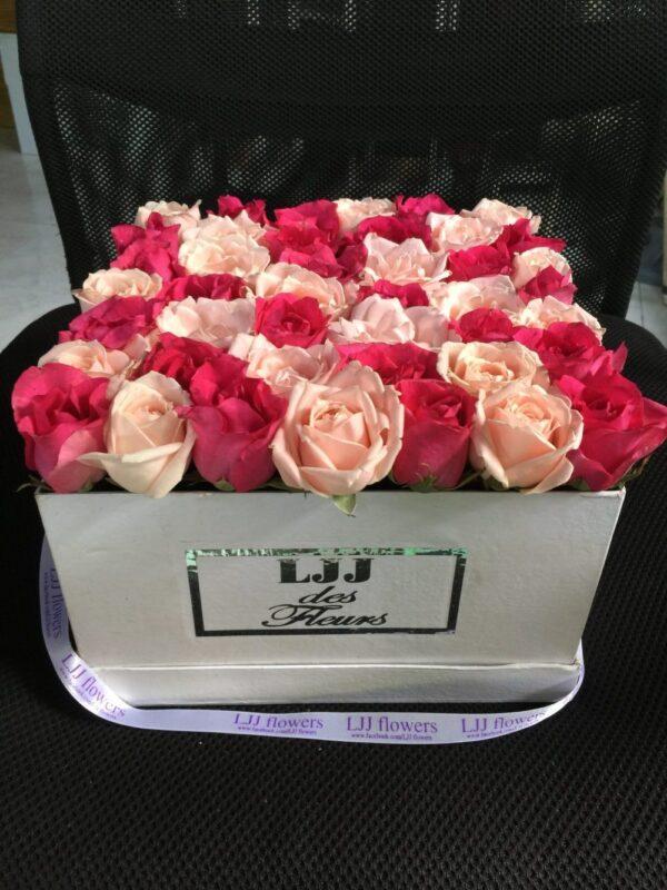 Box of Roses #201