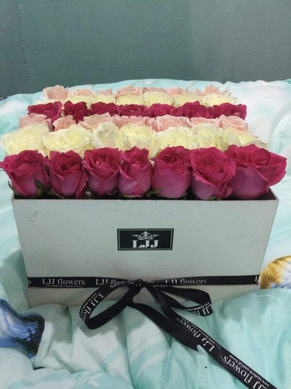 Box of Roses #202