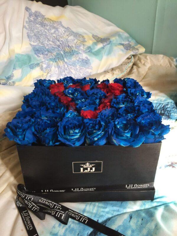 Box of Roses #203