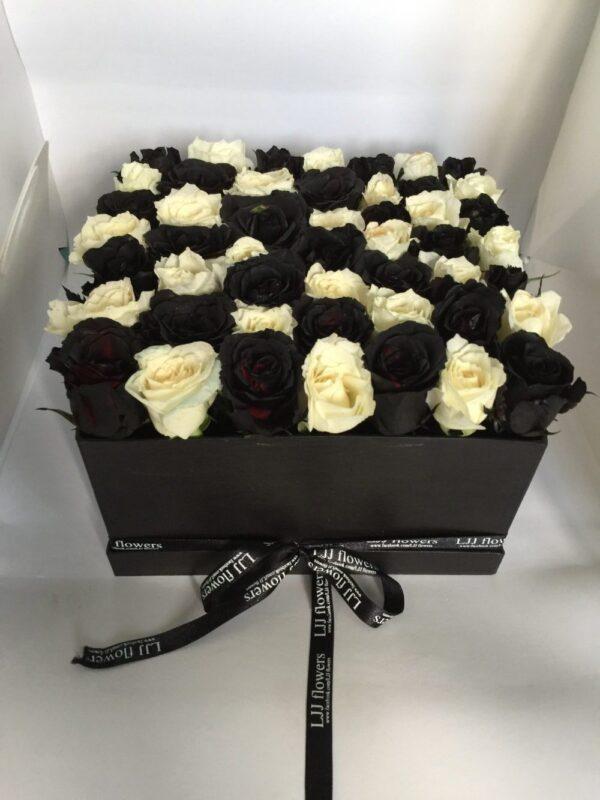 Box of Roses #204
