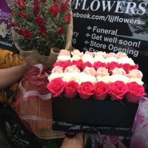 Box of Roses #205