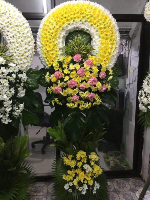 Funeral Flowers #106