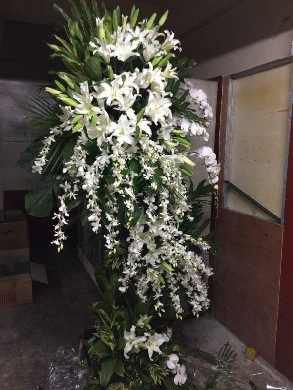 Funeral Flowers #108