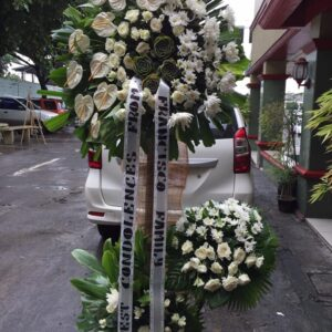 Funeral Flowers #110