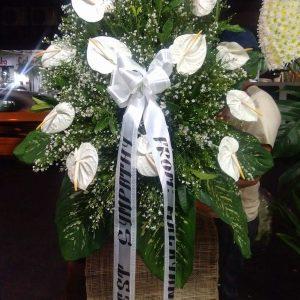 Funeral Flowers #111