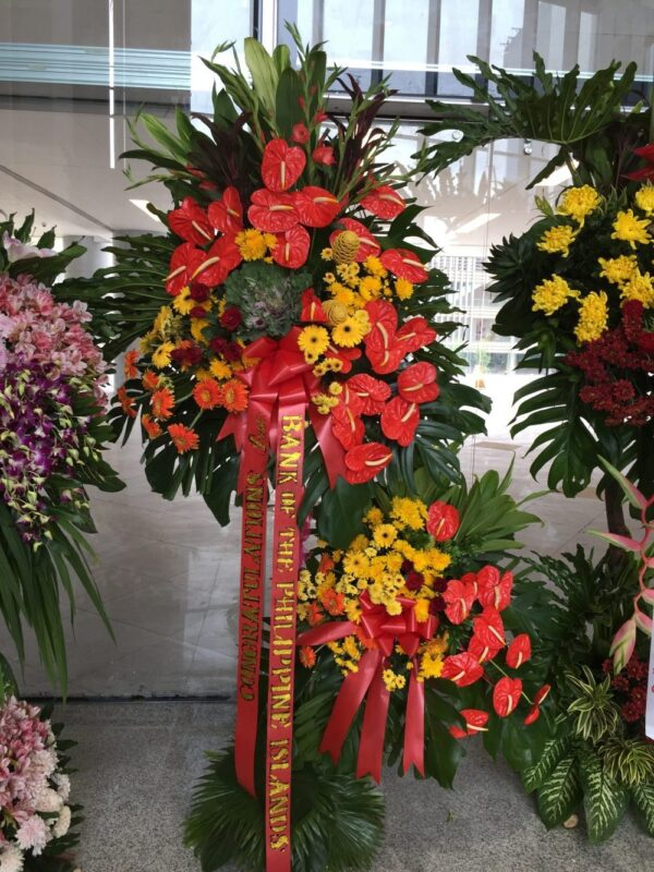 Inauguration Flowers #104
