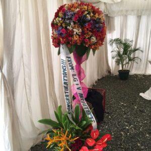 Inauguration Flowers #106