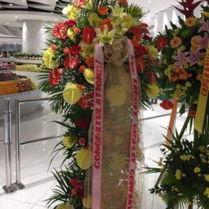 Inauguration Flowers #109