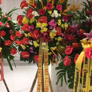 Inauguration Flowers #115