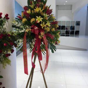 Inauguration Flowers #116
