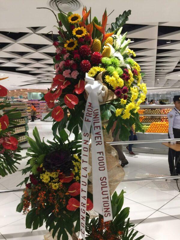 Inauguration Flowers #118