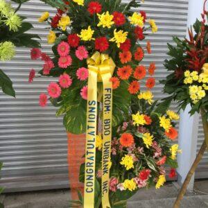 Inauguration Flowers #121